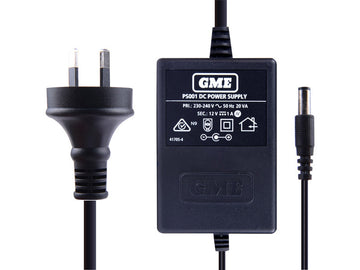 GME 1Amp Power Supply - BCD001