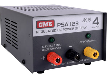 GME Regulated Power Supply (4 Amp Peak)