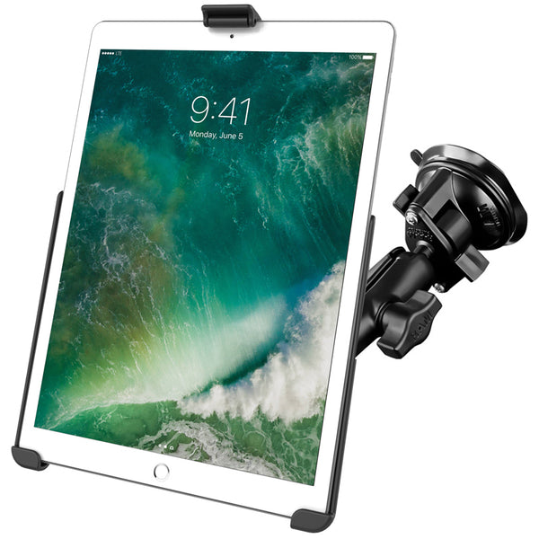 RAM EZ-Roll'r Kit for iPad Pro 10.5-RAM Mount-Downunder Pilot Shop Australia