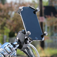 RAM X-Grip Large Phone Mount with Low-Profile RAM Tough-Claw
