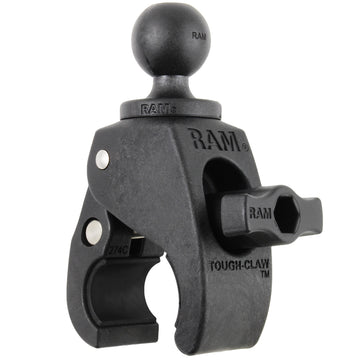 "RAM Small Tough-Claw with B Size 1"" Diameter Rubber Ball"