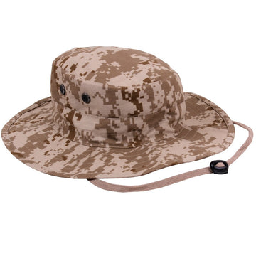 Rothco Adjustable Boonie Hat - Desert Digital Camo