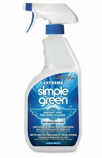 Extreme Simple Green Aircraft and Precision Cleaner - 946ml Trigger Spray