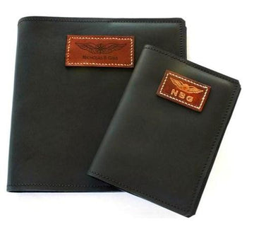 Sparrowhawk Australian CASA Logbook and Licence Folder Cover