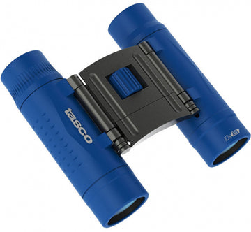 Tasco Binoculars - Essentials 10x25mm Blue