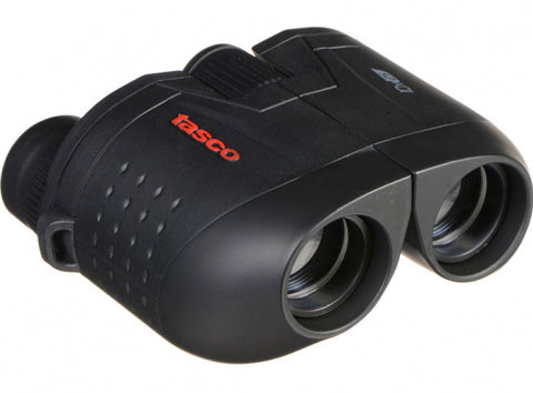 Tasco Binoculars - Essentials 10x25mm Bk Porro-Tasco-Downunder Pilot Shop Australia
