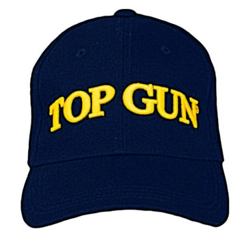 Top Gun Signature Logo Cap - Navy
