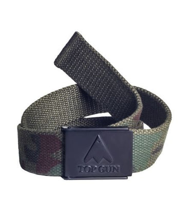 Top Gun Bottle Opener Stealth Belt - Camo