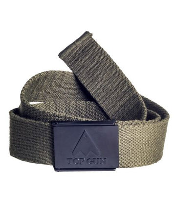 Top Gun Bottle Opener Stealth Belt - Olive