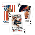 USA Posters of World Wars I and II Playing Cards Military Memorabilia Born Aviation AN-USA Downunder Pilot Shop Australia