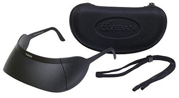 Viban IFR Visor - With Nosepiece Attached