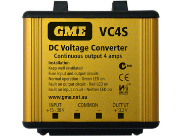 GME 4 Amp Switch Mode Voltage Converter