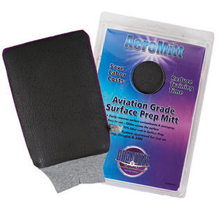 Granitize Aeromitt Aviation Grade Surface Prep Mitt