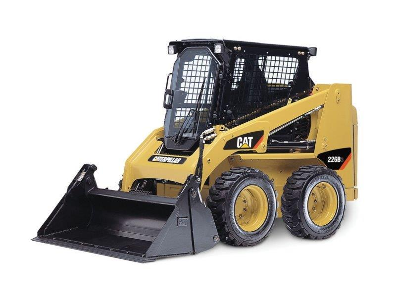 CAT® 226B3 Skid Steer Loader