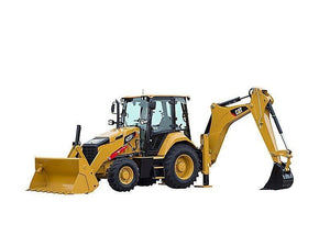 CAT® 422F2 bachhoe loader <br> Starting from EGP 1,389,750