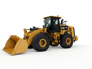 CAT® 962L Wheel Loader <br> Starting From EGP  3,611,784