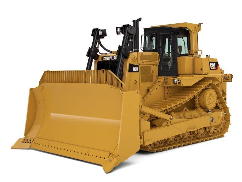 CAT® D9R Track Type Tracktor