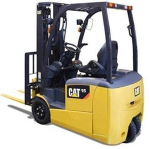 CAT®EP15TCB Electric Forklift  <br> Starting From EGP 498,348
