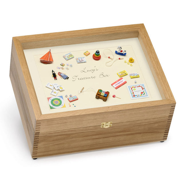 Lucy's Treasure Box