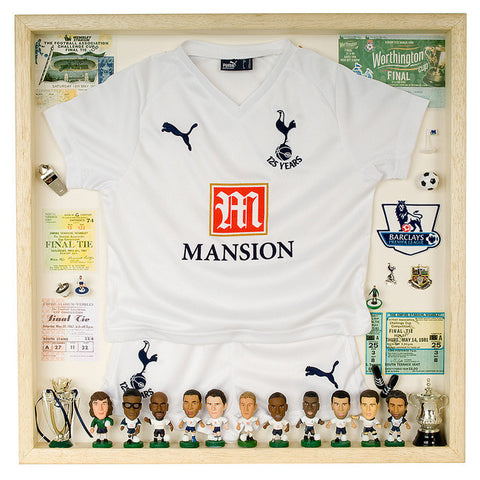 Tottenham Hotspur Football Display Case