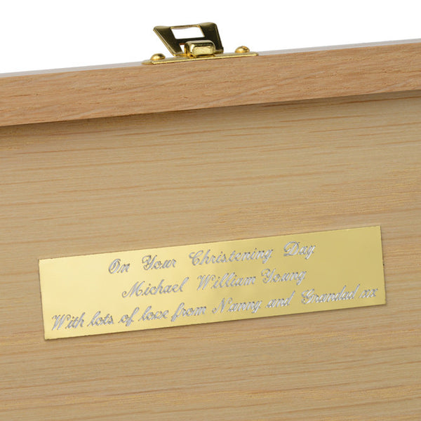 """Our Wedding Day"" Memory Box"