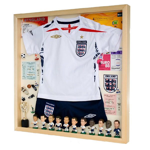 England Football Display Case