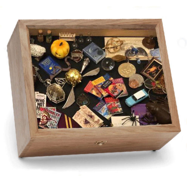 Harry Potter Keepsake and Memory Box
