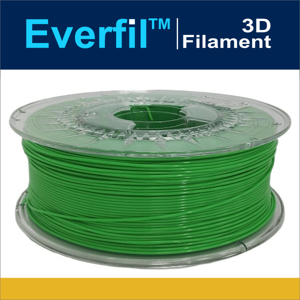Everfil PLA Filament 1.75 - 1kg - GROEN - DealZZ