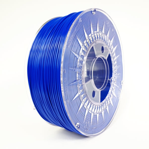 ABS+ Filament Devil Design 1kg 1.75 SUPER BLAUW - DealZZ