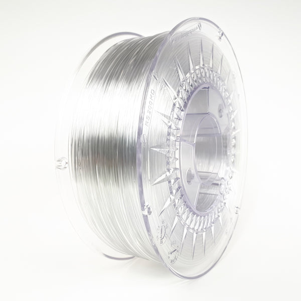 Devil Design PETG Filament 1.75 - 1Kg - TRANSPARANT - DealZZ
