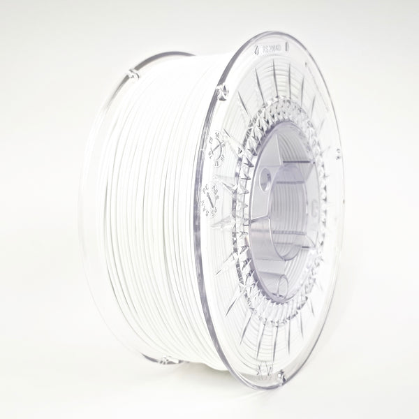 Devil Design PETG Filament 1.75 - 1Kg - WIT - DealZZ