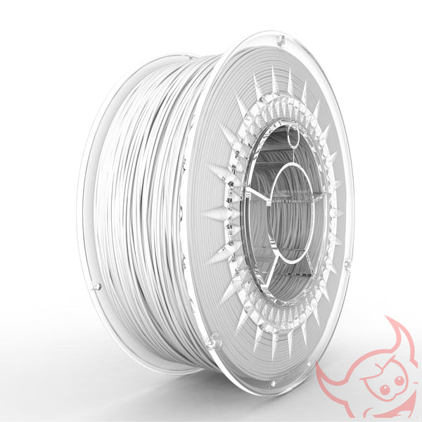 Devil Design PLA Filament 1.75 - 1Kg - WIT - DealZZ