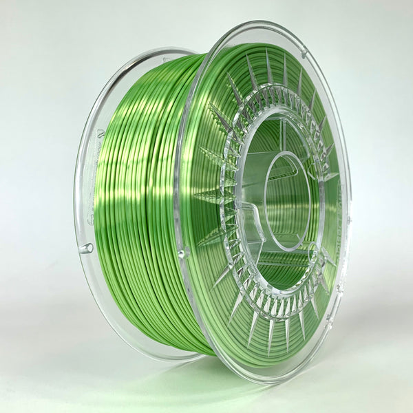 Devil Design SILK Filament 1.75 - 1Kg - HELDER GROEN - DealZZ
