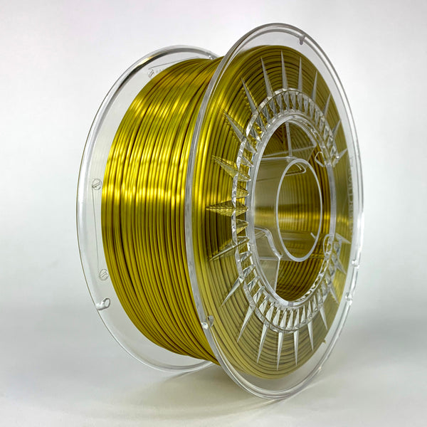 Devil Design SILK Filament 1.75 - 1Kg - GOUD - DealZZ