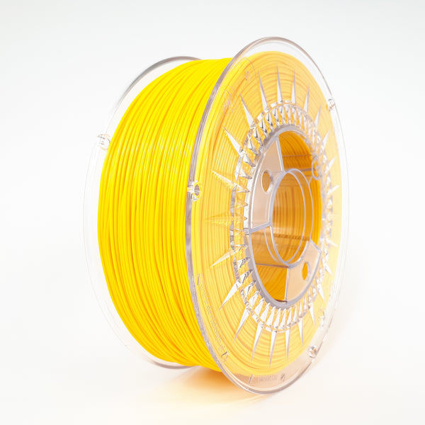 Devil Design TPU Filament 1.75 - 1Kg - HELDER GEEL - DealZZ