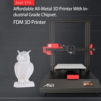 Anet ET4 3D Printer /Filament out Detection / Auto Leveling / verder printen na stroom onderbreking - DealZZ