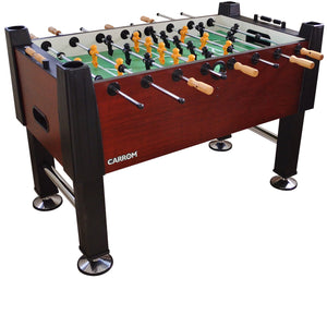 CARROM SIGNATURE FOOSBALL TABLE – WILD CHERRY - PREASSEMBLED