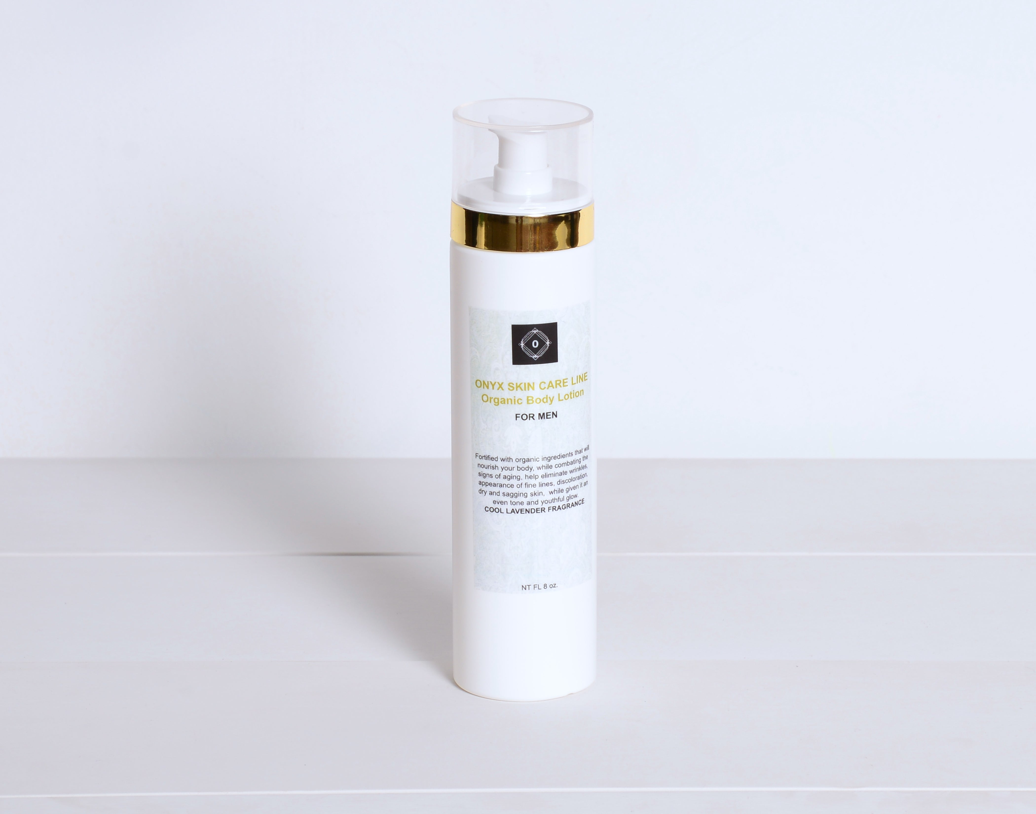 Almond Oil Infused Body Lotion - For MEN - Fragrance Free -  ITEM CODE: BDYLOREGFRGFRMN02