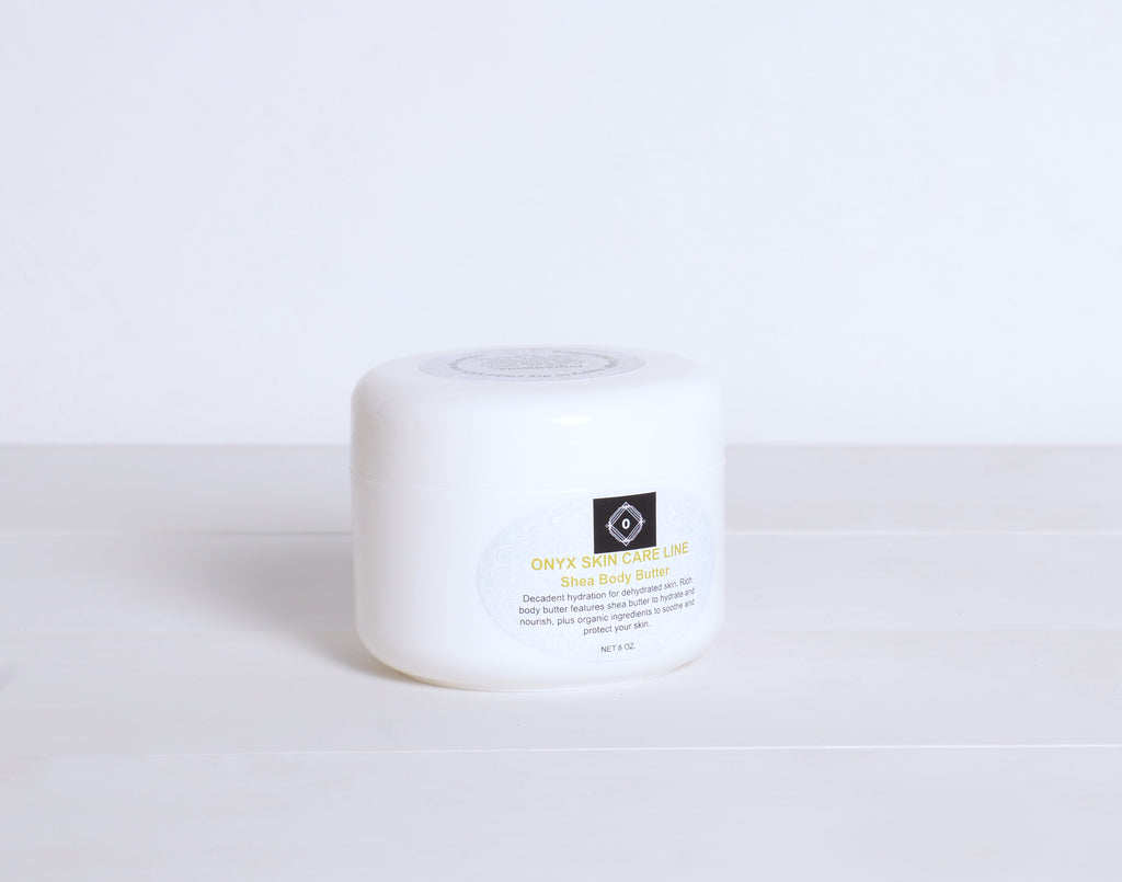 Shea Body Butter - Onyx Skin Care Line