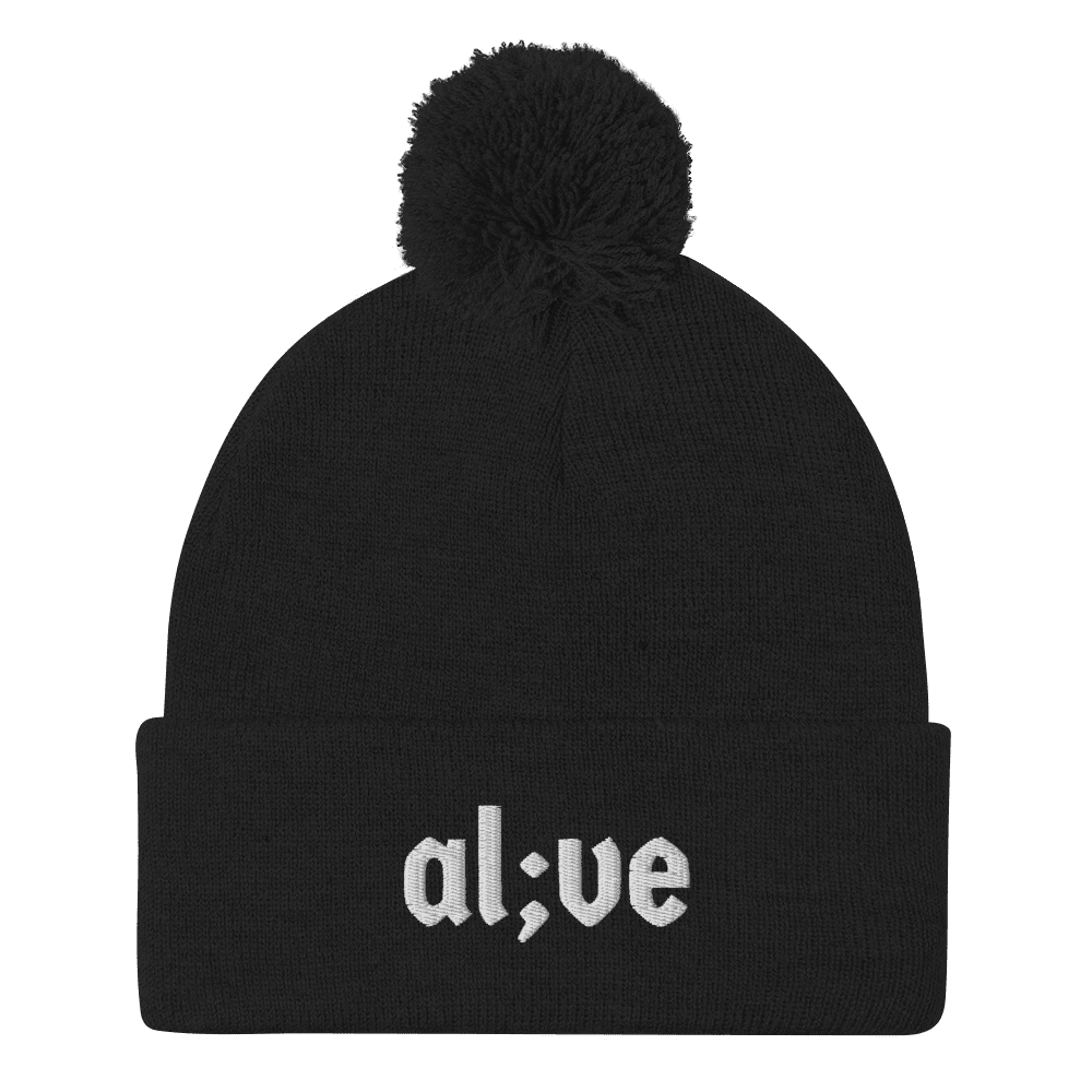 ALIVE BEANIE - Holy Suicide