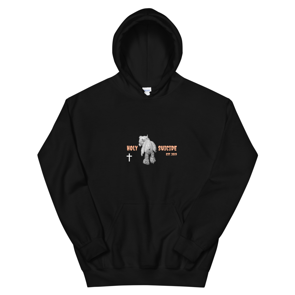 SUICIDE TEDDY HOODIE - Holy Suicide