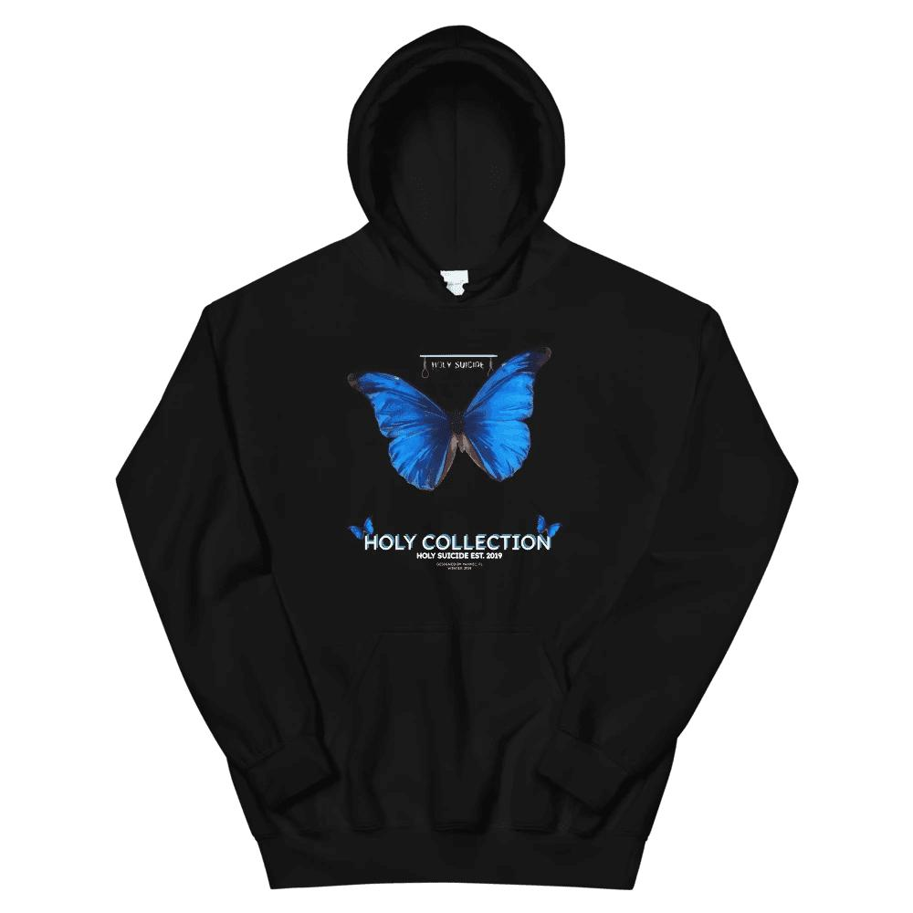 HOLY BUTTERFLY HOODIE - Holy Suicide