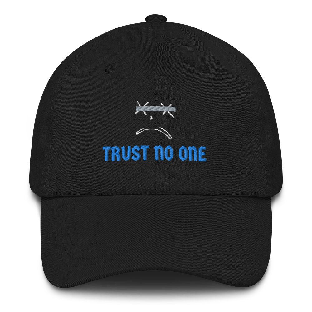 TRUST NO ONE CAP - Holy Suicide