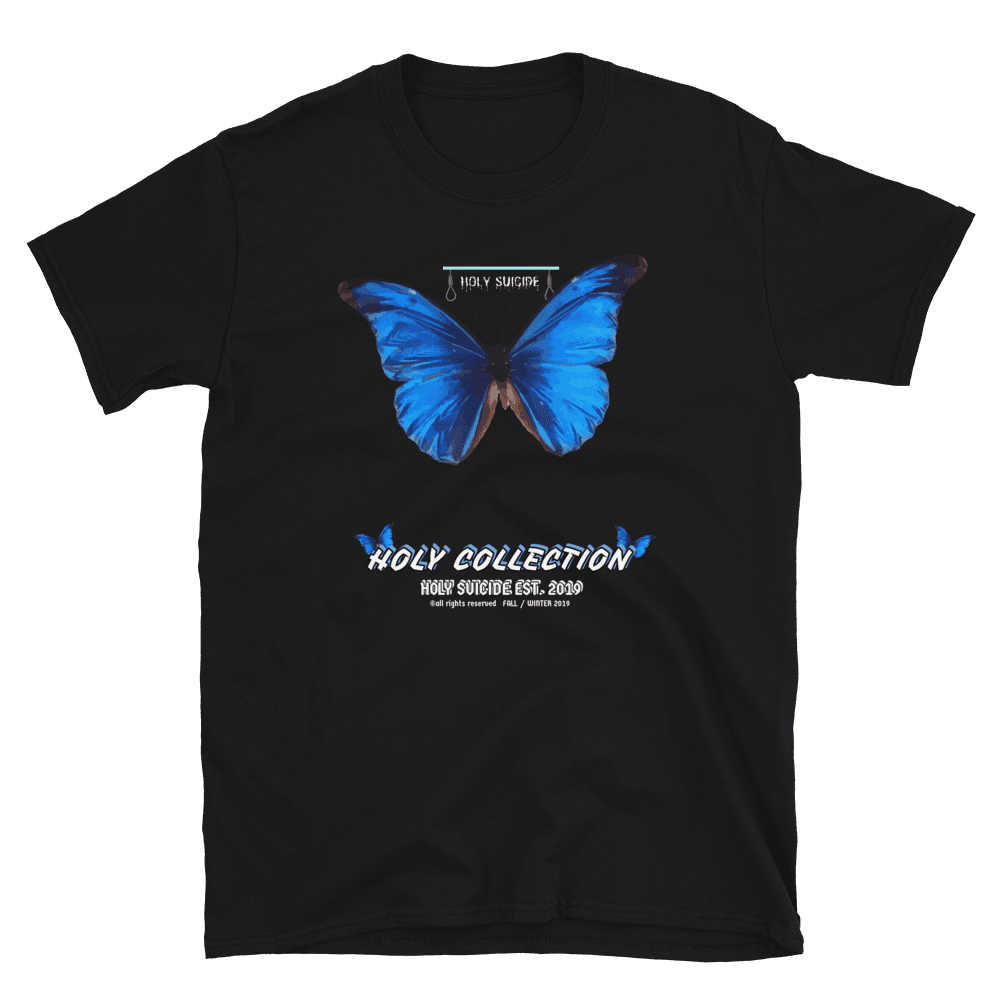 BUTTERFLY T-SHIRT - Holy Suicide