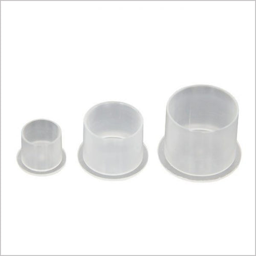Small Flat Base Ink Cups (x1000)