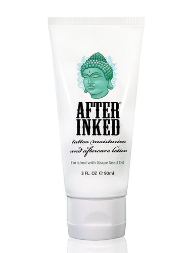 After Inked Tattoo Aftercare Cream