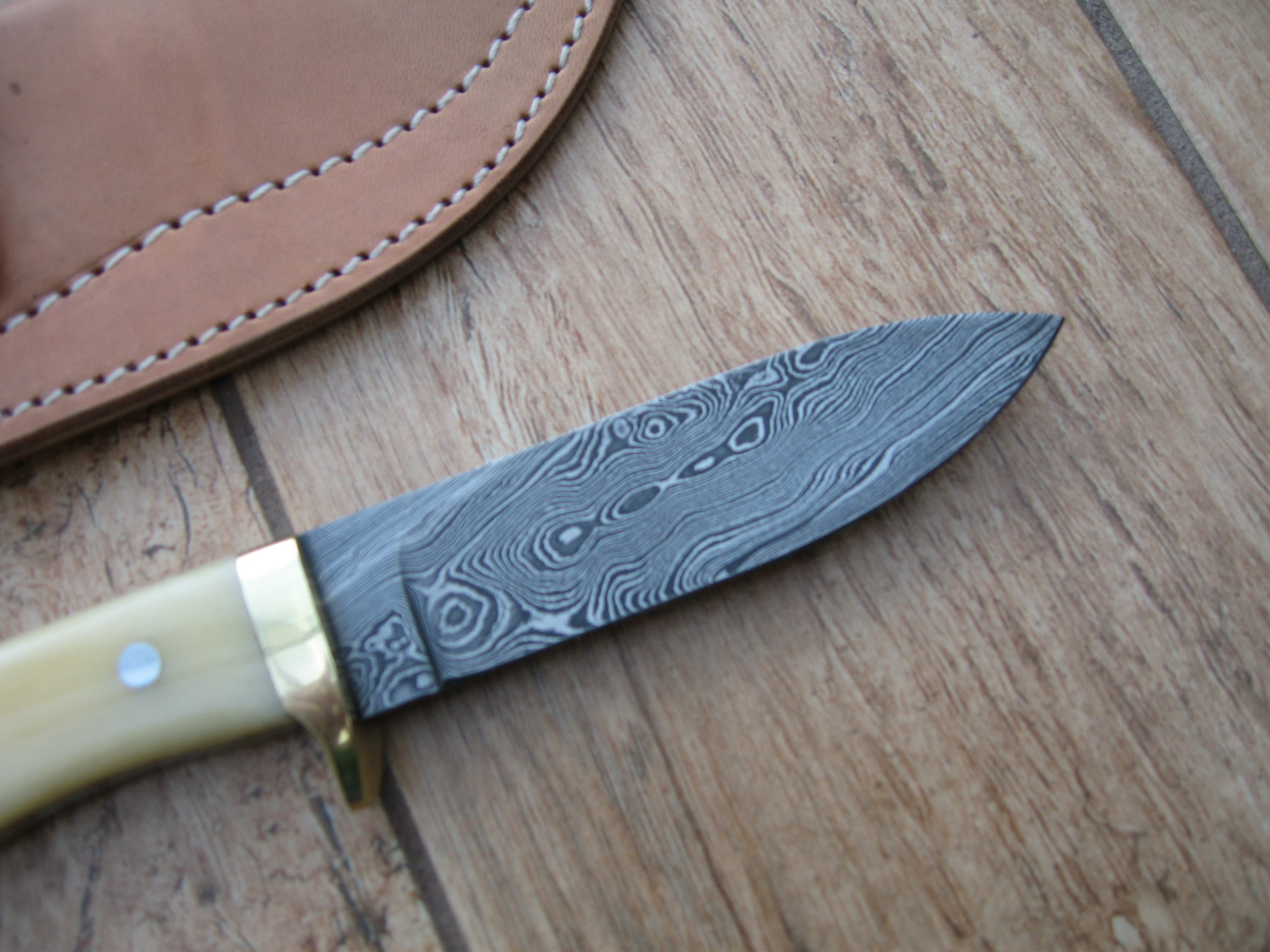 Custom Made Hunting Knives – Blue Mountain Forge