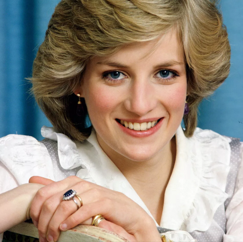 Princess Diana Wedding Ring Photo