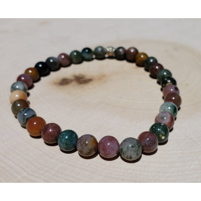 Fancy Jasper Bracelet Mindful Creations by Gloria