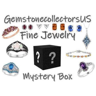 Fine Jewelry Mystery Box Gemstone Collectors US